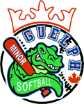 Guelph Girls Softball Logo